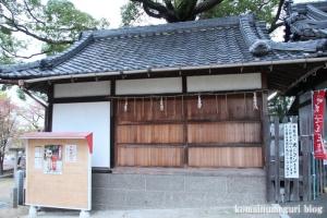 鋸尾八幡神社(堺市西区津久野町)8