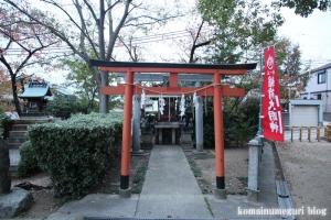 鋸尾八幡神社(堺市西区津久野町)11