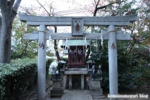 鋸尾八幡神社(堺市西区津久野町)12