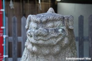 鋸尾八幡神社(堺市西区津久野町)25