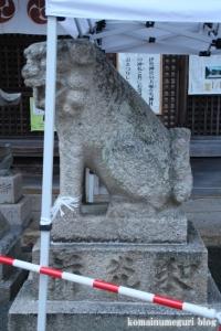 鋸尾八幡神社(堺市西区津久野町)16