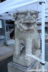 鋸尾八幡神社(堺市西区津久野町)17