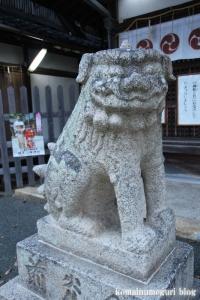 鋸尾八幡神社(堺市西区津久野町)21