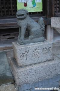 鋸尾八幡神社(堺市西区津久野町)26