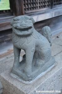 鋸尾八幡神社(堺市西区津久野町)27