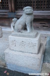 鋸尾八幡神社(堺市西区津久野町)30