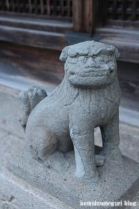 鋸尾八幡神社(堺市西区津久野町)31