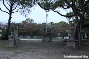 百舌鳥八幡宮(堺市北区百舌鳥梅町)3