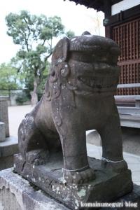 百舌鳥八幡宮(堺市北区百舌鳥梅町)16