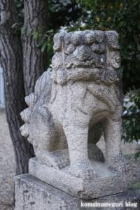 百舌鳥八幡宮(堺市北区百舌鳥梅町)29