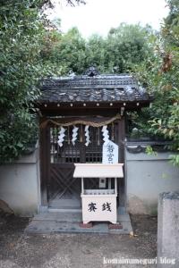 百舌鳥八幡宮(堺市北区百舌鳥梅町)30