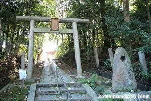 忠宗神社(左京区吉田下大路町)1