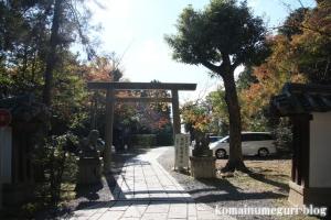忠宗神社(左京区吉田下大路町)2
