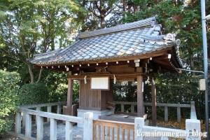 忠宗神社(左京区吉田下大路町)15
