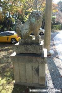 忠宗神社(左京区吉田下大路町)9