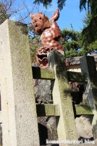 忠宗神社(左京区吉田下大路町)30