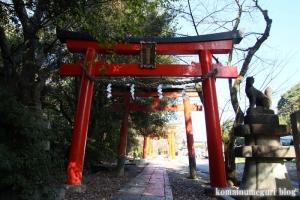 竹中稲荷神社(左京区吉田神楽岡町)4