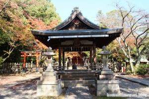 竹中稲荷神社(左京区吉田神楽岡町)16