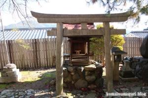 竹中稲荷神社(左京区吉田神楽岡町)24