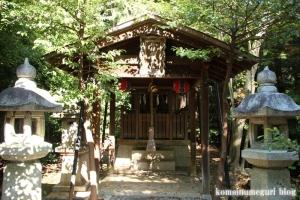 竹中稲荷神社(左京区吉田神楽岡町)36