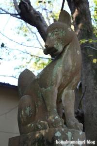 竹中稲荷神社(左京区吉田神楽岡町)8