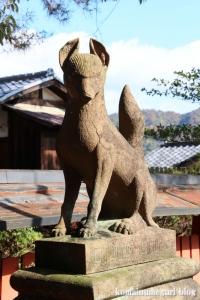 竹中稲荷神社(左京区吉田神楽岡町)14