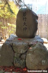 竹中稲荷神社(左京区吉田神楽岡町)23