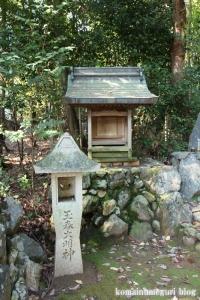 竹中稲荷神社(左京区吉田神楽岡町)33