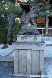 大将軍八神社(上京区西町)12