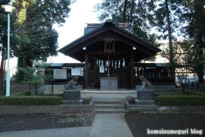 大間木氷川神社(さいたま市緑区東浦和)6