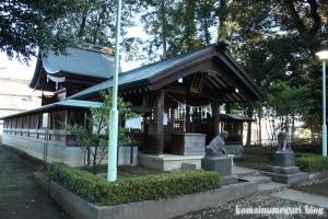 大間木氷川神社(さいたま市緑区東浦和)8