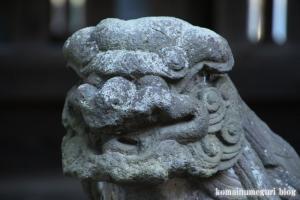 大間木氷川神社(さいたま市緑区東浦和)21