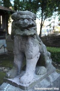 大間木氷川神社(さいたま市緑区東浦和)14