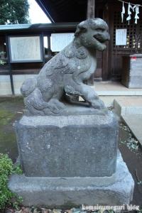大間木氷川神社(さいたま市緑区東浦和)17