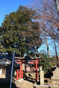 稲荷神社(さいたま市緑区下山口新田)1