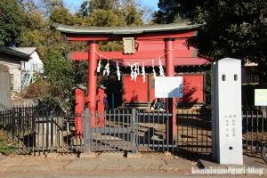 稲荷神社(さいたま市緑区大間木)1