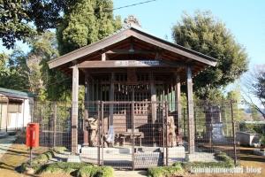 附島氷川女体神社(さいたま市緑区大間木)4