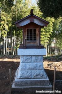 附島氷川女体神社(さいたま市緑区大間木)8