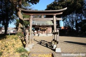 氷川神社(川口市柳崎)3