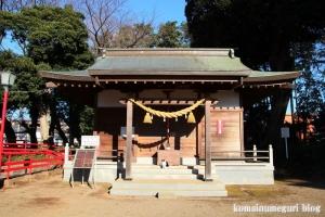 氷川神社(川口市柳崎)6