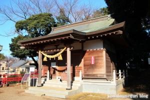 氷川神社(川口市柳崎)7
