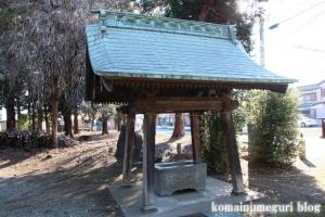 大谷口氷川神社(さいたま市南区大谷口)6