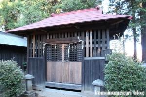 大谷口氷川神社(さいたま市南区大谷口)20