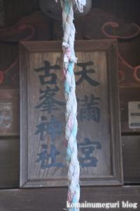 大谷口氷川神社(さいたま市南区大谷口)12