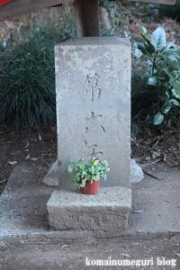 大谷口氷川神社(さいたま市南区大谷口)14