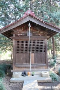 大谷口氷川神社(さいたま市南区大谷口)13