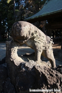 大谷口氷川神社(さいたま市南区大谷口)24