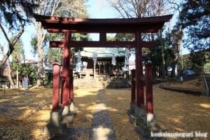 氷川神社(さいたま市南区太田窪)4