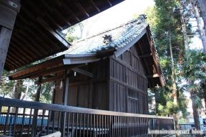 氷川神社(さいたま市南区太田窪)9