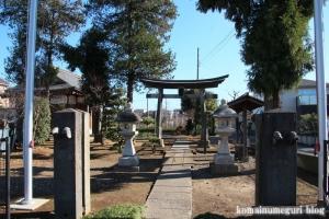 伊刈力神社(川口市伊刈)1